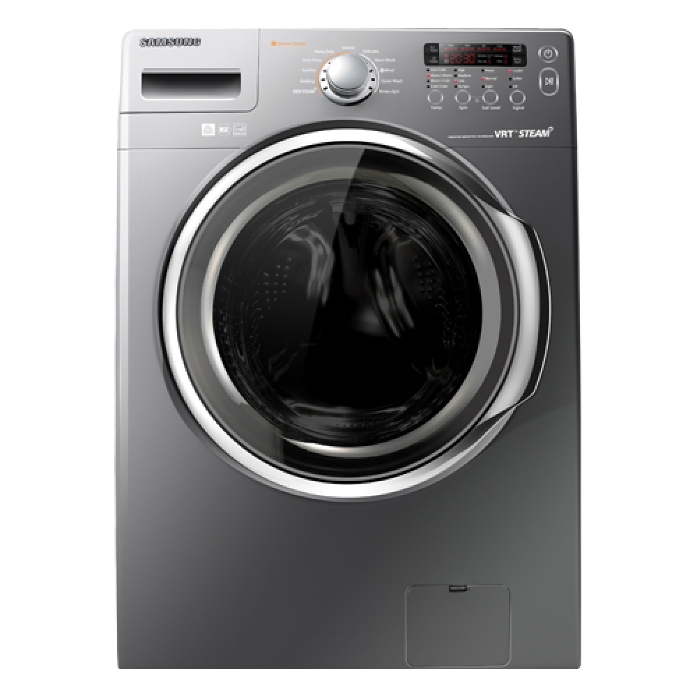 Washers and dryers samsung 4 8 cu ft front load washer and 7 5 cu - Samsung 4 3 Cu Ft Front Loading Washer